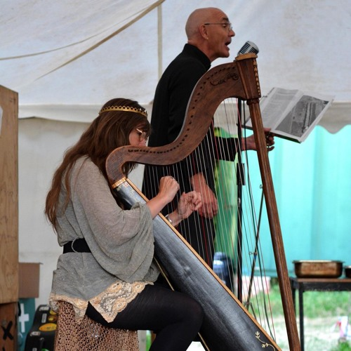 The Ballad Of Susan Nobes with harp (Calway - Wood-Davies) by Waywood