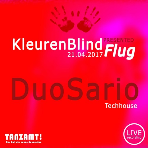 DuoSario - Live Recording - Kleurenblind presents Flug