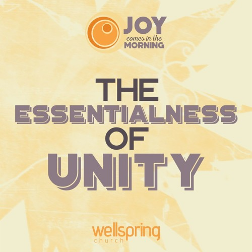The Essentialness Of Unity | Pastor Steve Gibson May 7, 2017