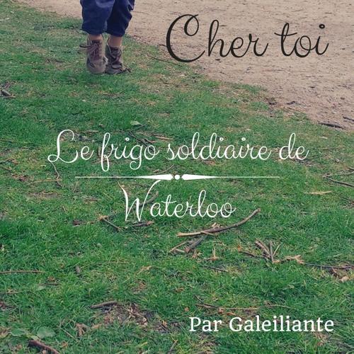 Cher toi - Le frigo solidaire de Waterloo