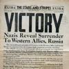 8 de Mayo de 1945 Fin De La Segunda Guerra Mundial en Europa