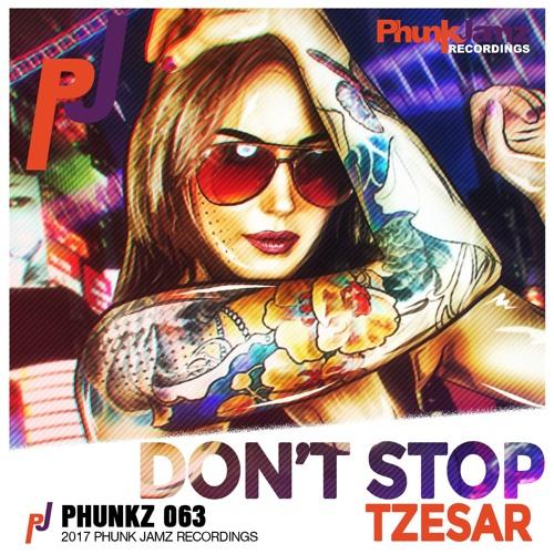 TZESAR - Don't Stop (Original Mix)