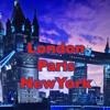 London Paris Newyork