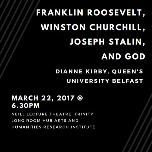 2017 W.A. Emmerson Lecture, hosted by the Irish Association for American Studies