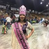 Miss Indian World, Raven Swamp is from Kahnawake, we talked with her at Montreal Pow Wow 2017.
