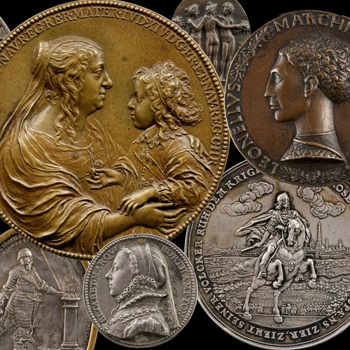 Masterpieces from the Scher Collection of Portrait Medals
