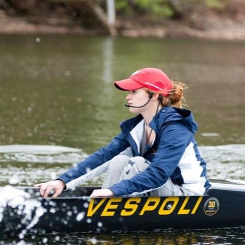 The Boat Race coxswain Katie Apfelbaum