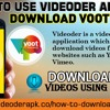 How To Use Videoder App To Download Voot Videos