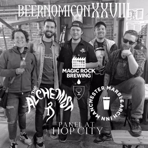 Beernomicon XXVIII - Panel at Hop City