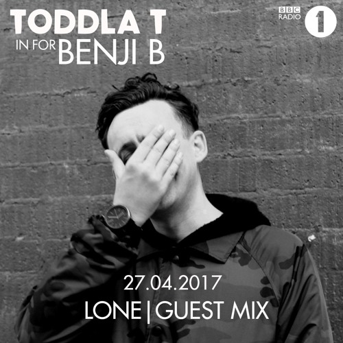 Lone Guest Mix - Toddla T in for Benji B - BBC Radio 1