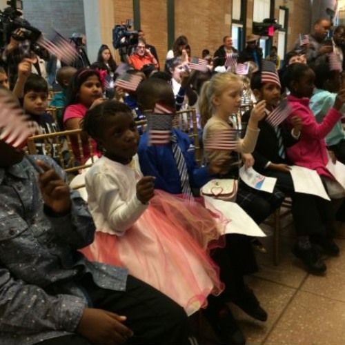Day Story - Citizenship At the Bronx Zoo