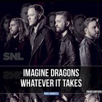 Imagine Dragons - Whatever It Takes | Marijan Piano Cover
