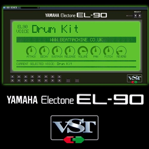 Time Is Tight - Yamaha EL90 VST Instrument by Beat Machine