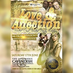 Invading The Streets Vol.13 (May 2017) (Love And Affection Promo)