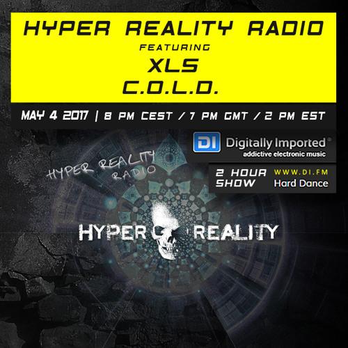 Hyper Reality Radio 058 – feat. XLS & C.O.L.D.