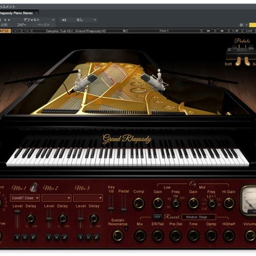 Grand Rhapsody Piano DEMO
