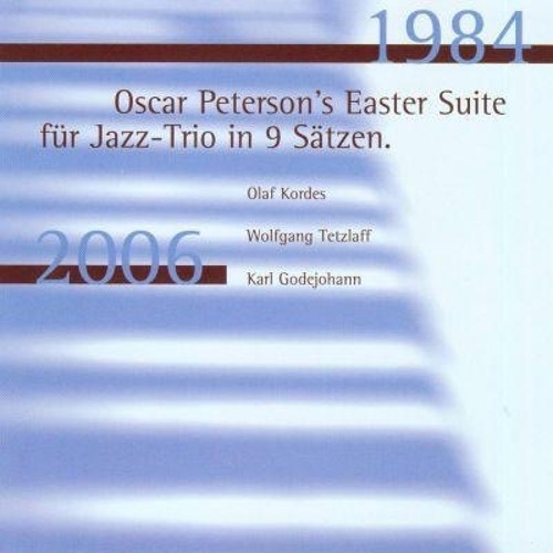 Oscar Petersons Easter Suite