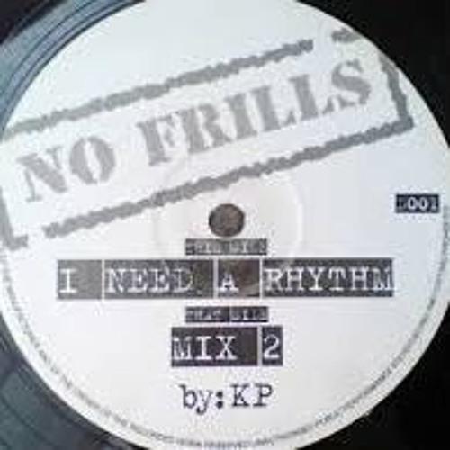 I Need A Rhythm - KP