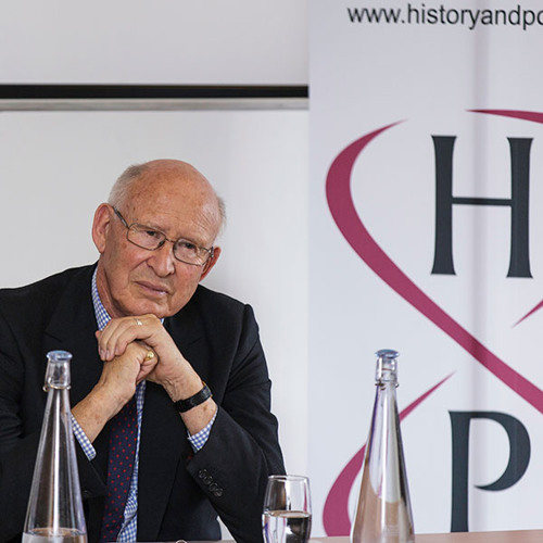 Speaker Series: Sir Thomas Legg - government and the rule of law