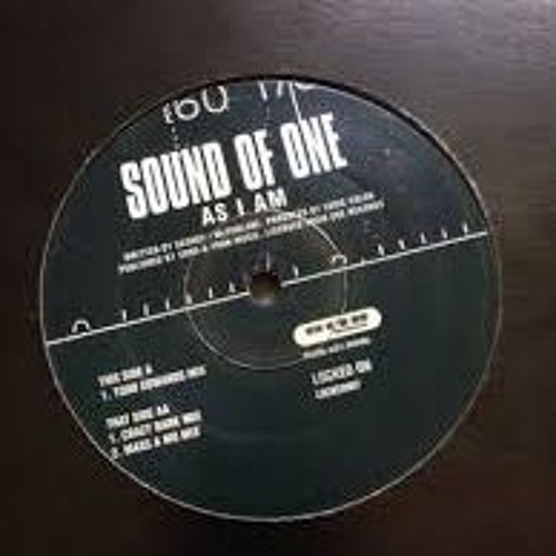 As I am - Sound Of One