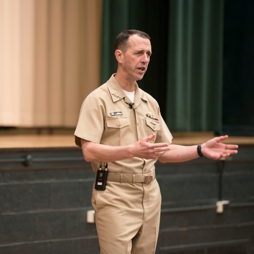 Soundings: CNO Discusses the Core Attribute of Accountability