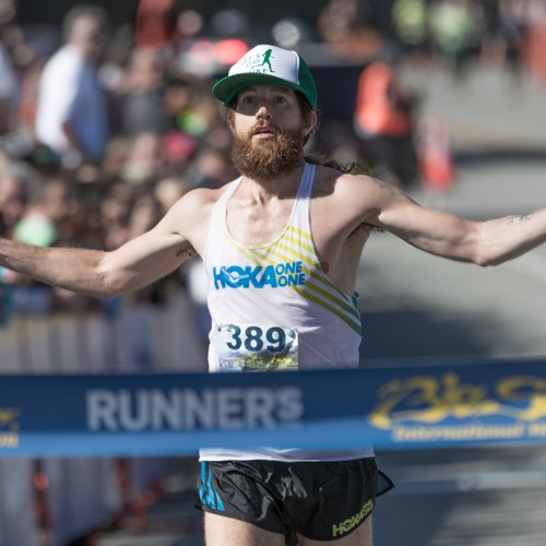 59: From a Lacrosse player to a world class runner: Talking with Michael Wardian