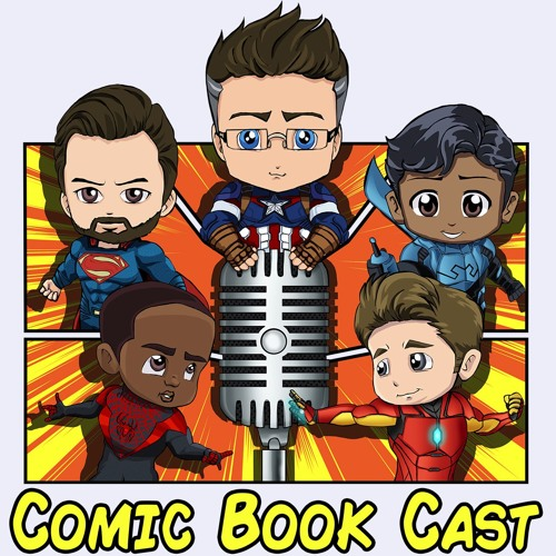CBC 297 - Guardians Of The Galaxy 2 Spoilercast