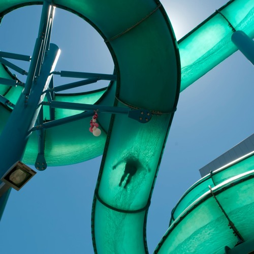 Mindfulness: Water Slide in the Middle of the Jungle