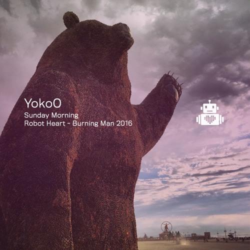 YokoO - Robot Heart - Burning Man 2016