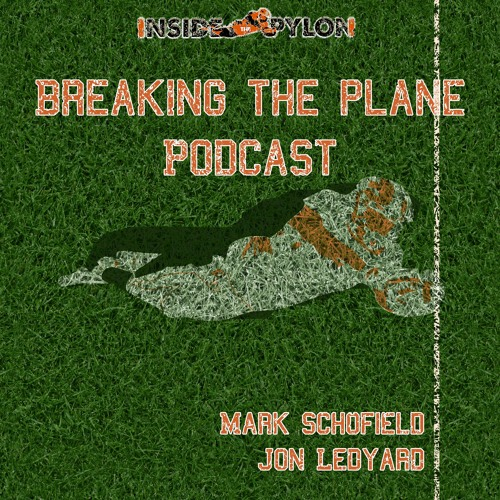 Breaking the Plane May 10, 2017 - Receiver and Tight End Fits