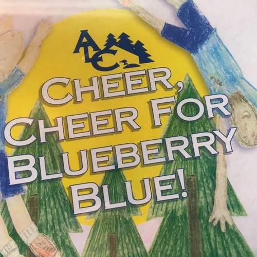 Cheer Cheer for Blueberry Blue