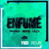 Dj Leska ft. Naza & Vegeta - Enfumé (YED Remix)