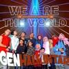 Gen Halilintar - We Are The World (cover)