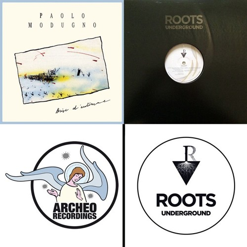 Archeo Recordings & Roots Underground in-Store @ GOODY MUSIC // Rome (04.05.2017)