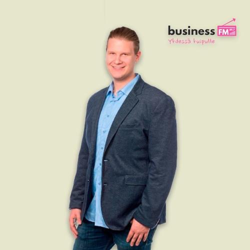 BusinessFM:n Iltapäivän haastattelussa Amandan Healthcare Oy:n toimitusjohtaja Panu Vapaavalta