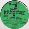Todd Edwards - Can't You Believe? (Mad Villains Flip) [FREE DL]