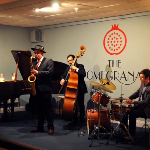 The Jack Mac Jazz Quartet