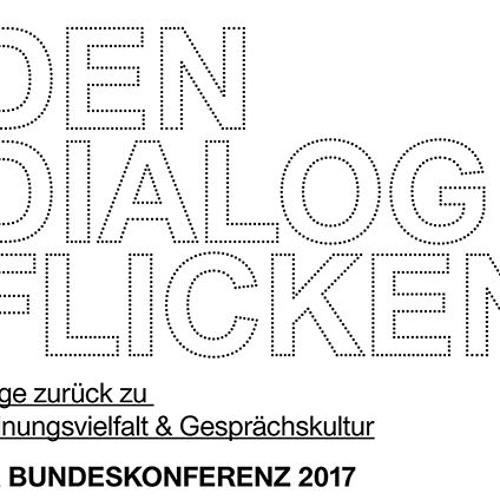 Kübra Gümüşay: Vom Ihr zum Wir – Zugehörigkeit statt Ausgrenzung /  Bundeskonferenz 2017