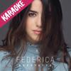 Federica Carta   Dopo Tutto   AMICI 16   Piano Karaoke