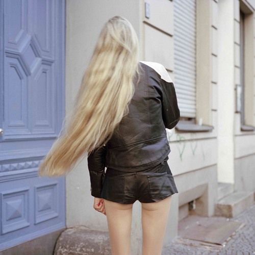 """#14 Kathrin Tschirner über ihre Fotoserie """"Kurfürstenstraße"""""""