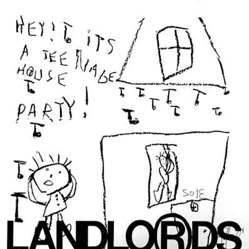 THE LANDLORDS - Let's Be Negative