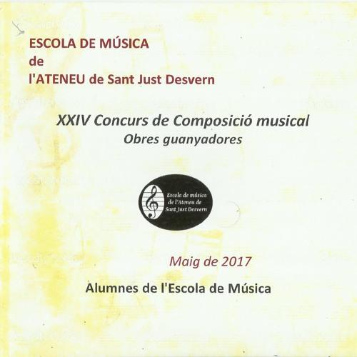 24 Concurs de Composició Musical - Maig de 2017