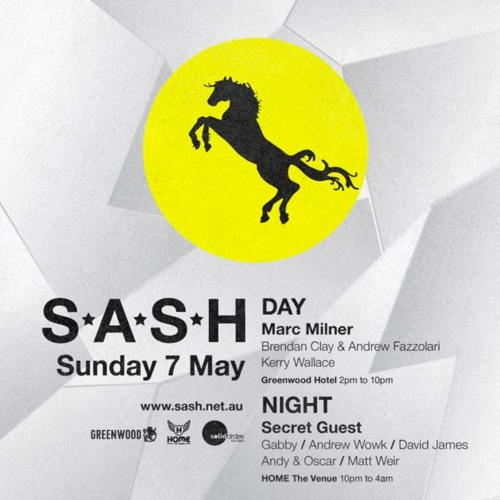 Andrew Fazzolari & Brendan Clay - Live at S.A.S.H. (7th May, 2017)