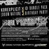 KoreXpliCiT [DOOM NATION] Mix @ Bundle Pack Birthday Party