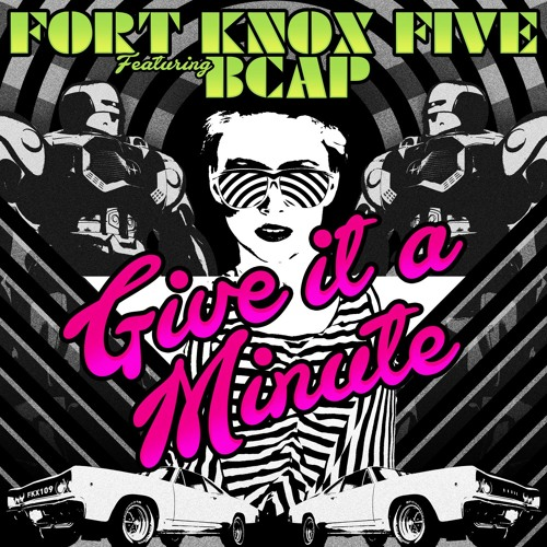 Give It A Minute ft. bcap