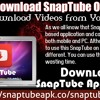 How To Download SnapTube On Mac Pc To Download Videos From YouTube