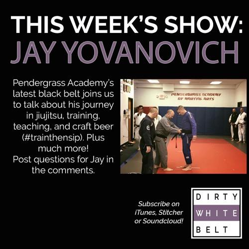 Jay Yovanovich: May 14