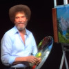 watched too much bob ross episodes today (larry owens)