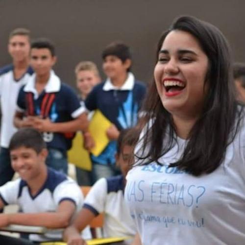 [Apenã #001] Compartilhando o conhecimento - Yolanda Rodrigues