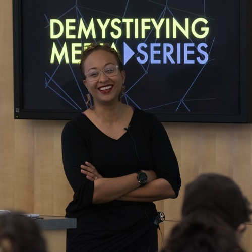 Demystifying Podcast - The Flattening of News, with Stacy-Marie Ishmael